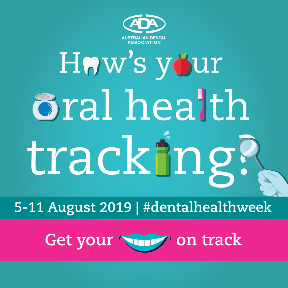 How's your oral health tracking?